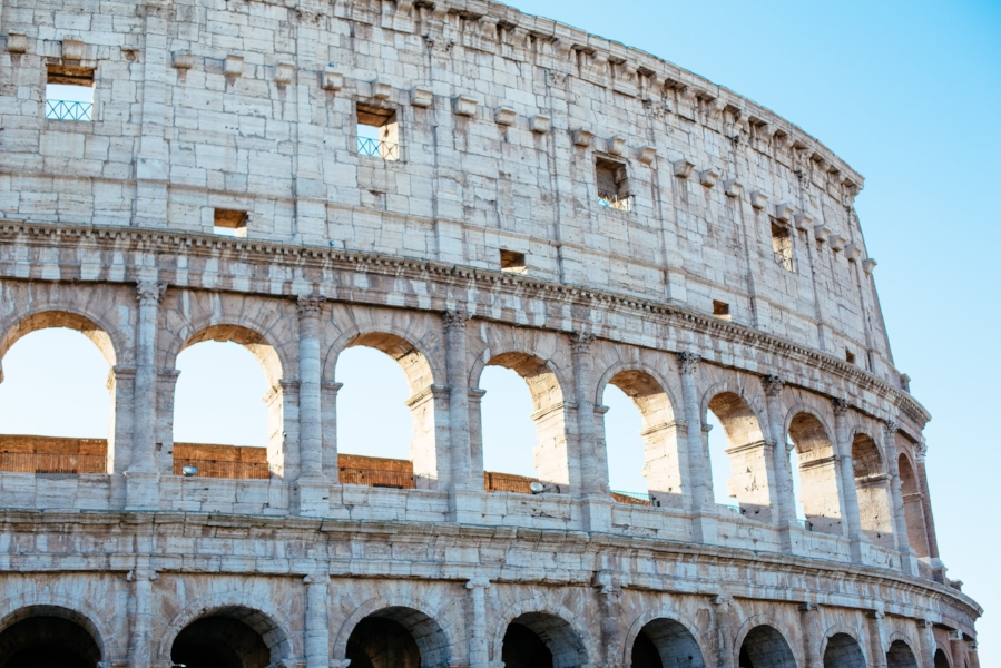 rome colosseum italy