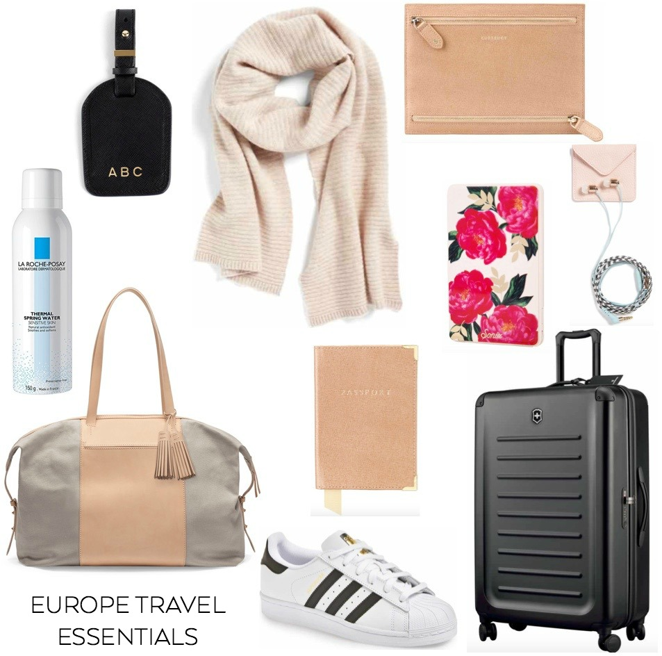 BLONDE ATLAS TRAVEL ESSENTIALS