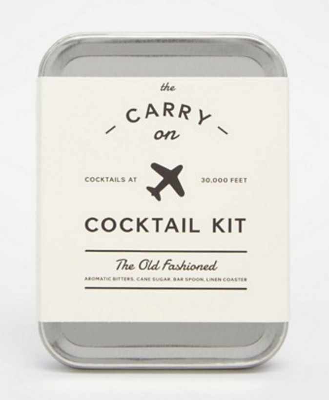 CARRY ON COCKTAIL KIT W&P DESIGNS