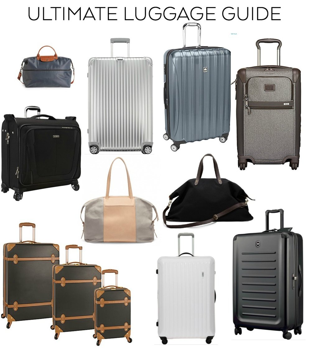 luggage guide