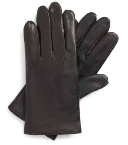 leather tech gloves mens nordstrom