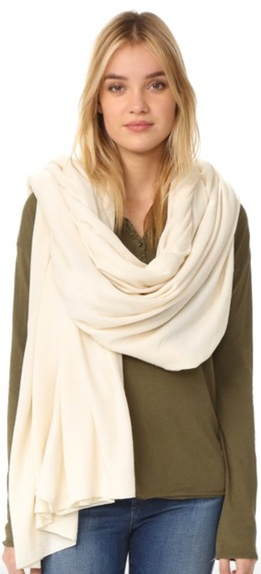 oversized thermal scarf shopbop
