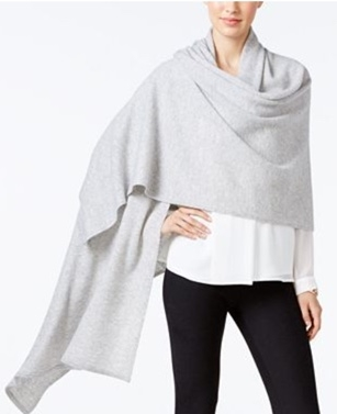 CASHMERE SCARF WRAP MACYS TRAVEL
