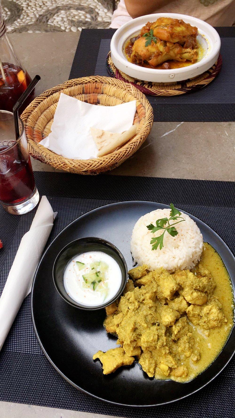 moroccan food granada spain