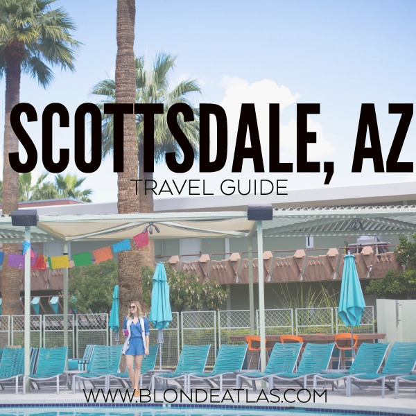 SCOTTSDALE AZ TRAVEL GUIDE