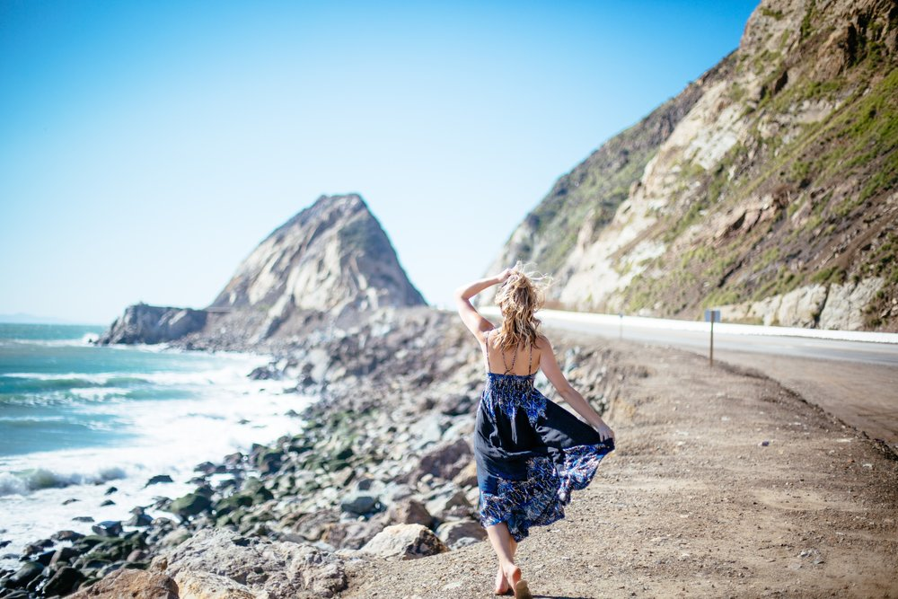 Photos by Katie Theis Photo  |  Dress by Free People
