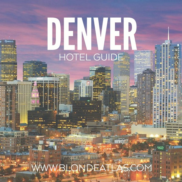 denver co hotel guide
