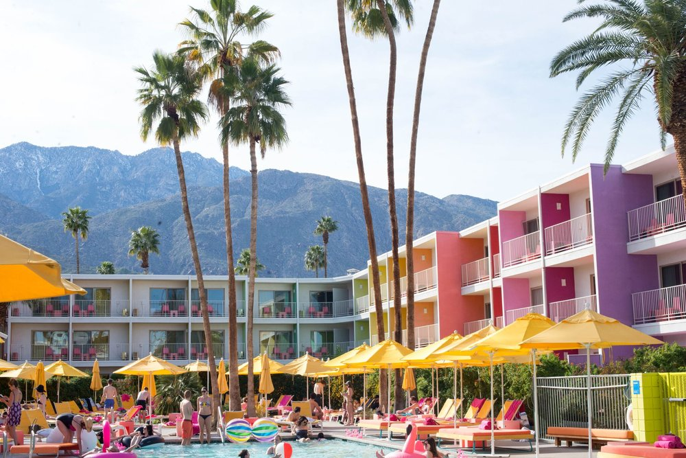 the saguaro palm springs california