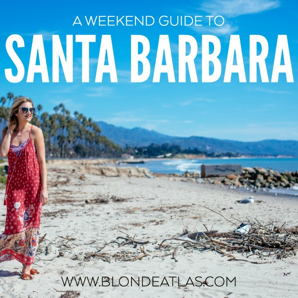 santa barbara travel guide