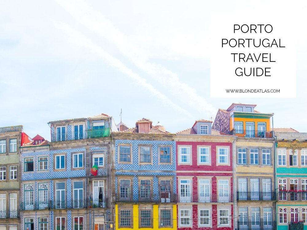 PORTO PORTUGAL TRAVEL GUIDE