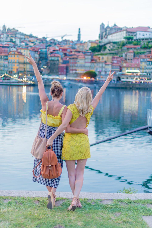 duoro river porto portugal