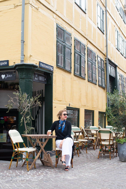COPENHAGEN CAFE CULTURE