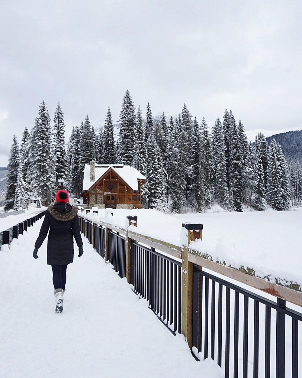 emerald lake lodge banff