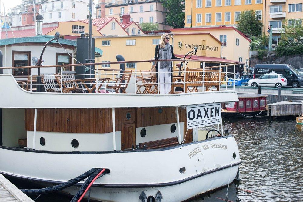 oaxen stockholm sweden