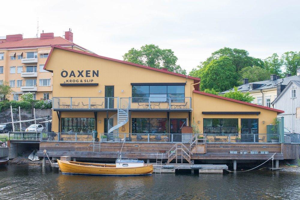 oaxen stockholm