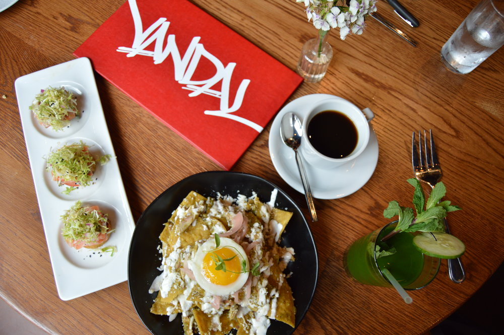 vandal nyc brunch