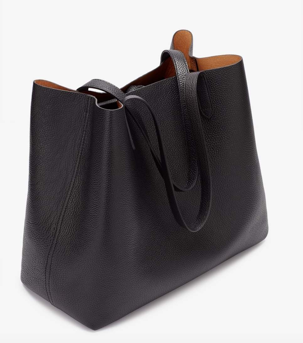 CLASSIC STRUCTURED CARRY ALL TOTE CUYANA