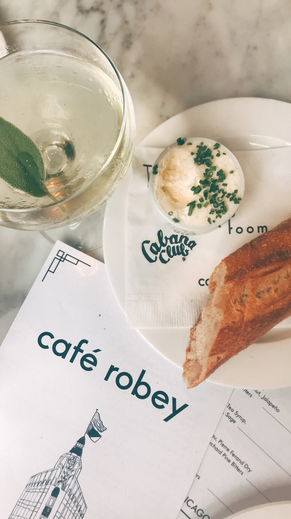 CAFÉ ROBEY