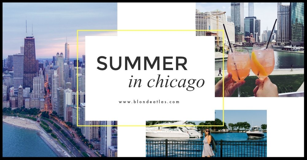 summer in chicago
