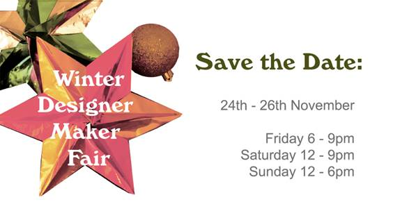 Winter Designer Maker Fair