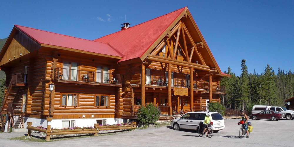 Stay at the Alaska Highway's Premier Hotel