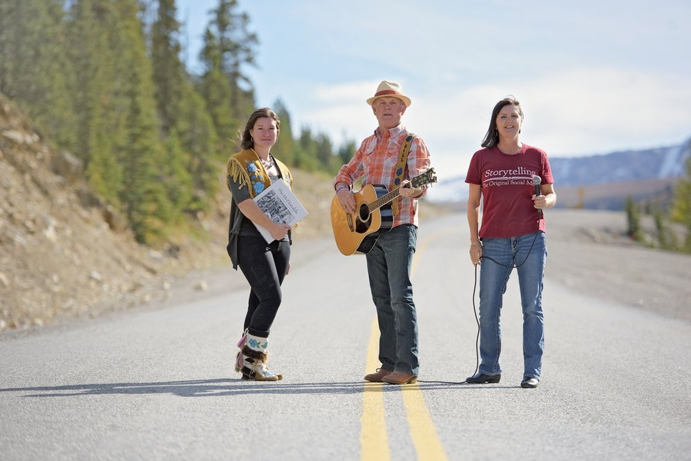 Alaska Highway roadshow