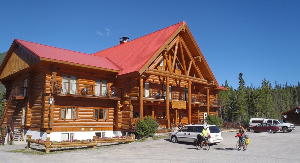 Stay at the Alaska Highways Premier Hotel