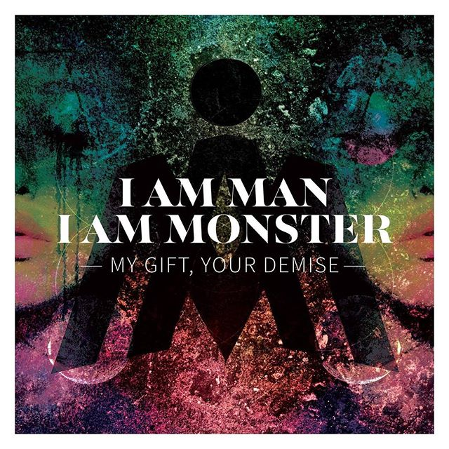 "#Download the latest #single from: I AM MAN, I AM MONSTER. ""My Gift, Your Demise"" is available now on all major digital outlets! \m/  #iammaniammonster #IAMIAM #nemesismedia #MyGiftYourDemise #thisismycat #singlerelease #metalmusic #dentonmusic #denton"