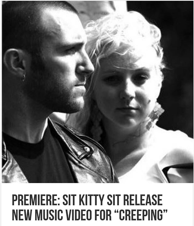 "@sitkittysit share their #new #video for ""Creeping"" today via @ventsmagazine - Let's go!  http://ventsmagazine.com/2016/08/30/premiere-sit-kitty-sit-release-new-music-video-creeping  #SitKittySit #Premier #NewSingle #Creeping #Prog #Piano #DresdenDolls #KingCrimson #FionaApple #RocknRoll #EverlastingFire #DantesInferno #BarbRocks #NemesisMedia #SanFrancisco #BayArea"