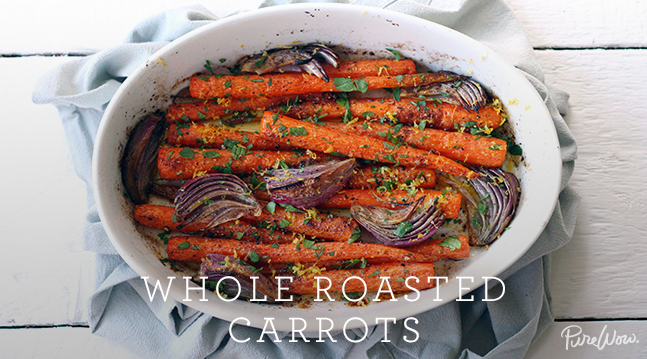 http://www.purewow.com/recipes/Whole-Roasted-Carrots