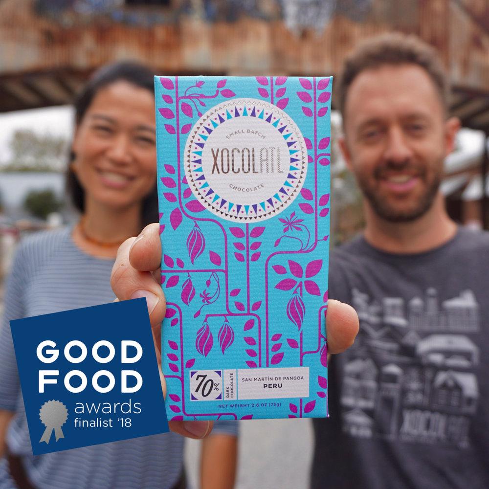Elaine & Matt Good Food Awards Winner.jpg