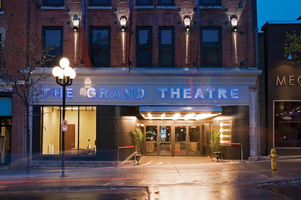The City of Kingston's Grand Theatre