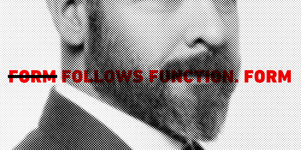 Form-Follows-Function