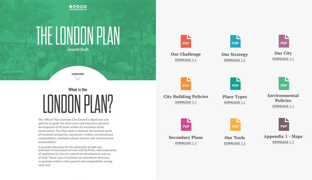 The London Plan 1