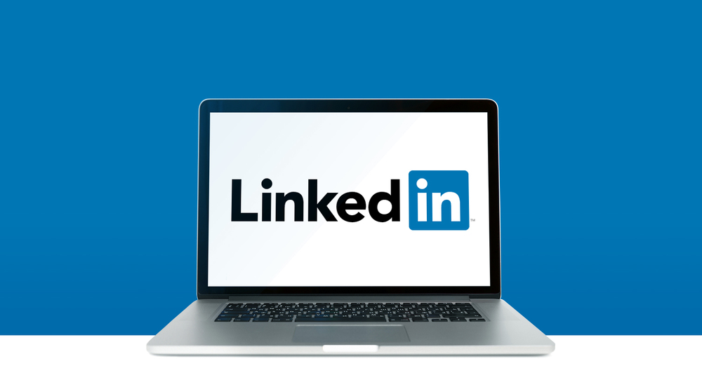 Linkedin Laptop