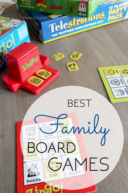 Best family board games for all ages