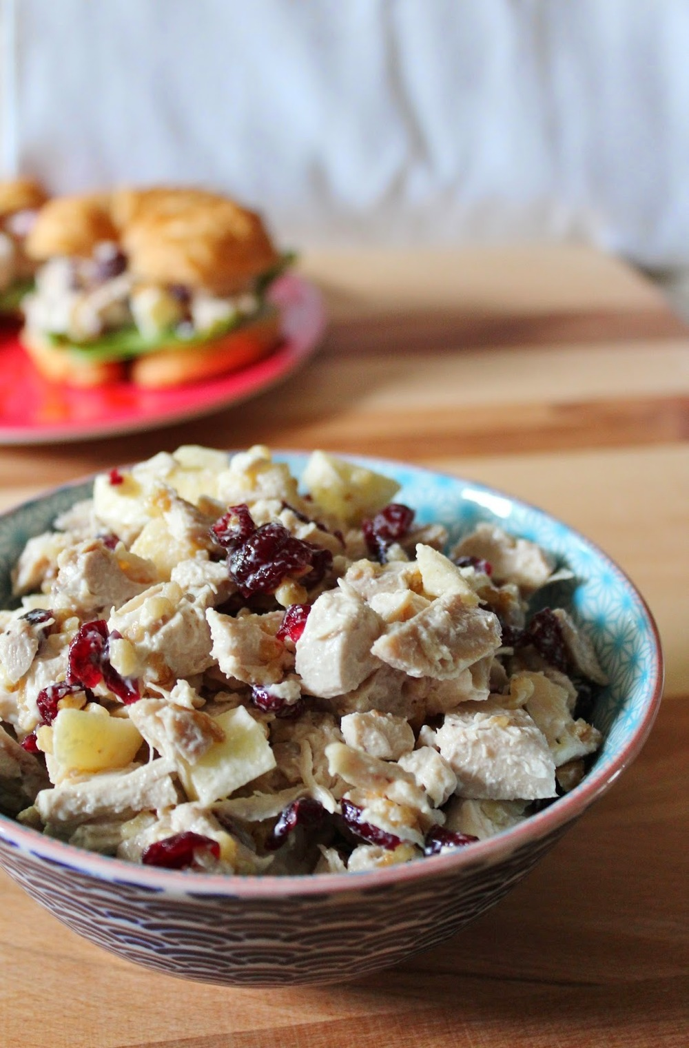 Rotiserrie Chicken Series: Waldorf Chicken Salad