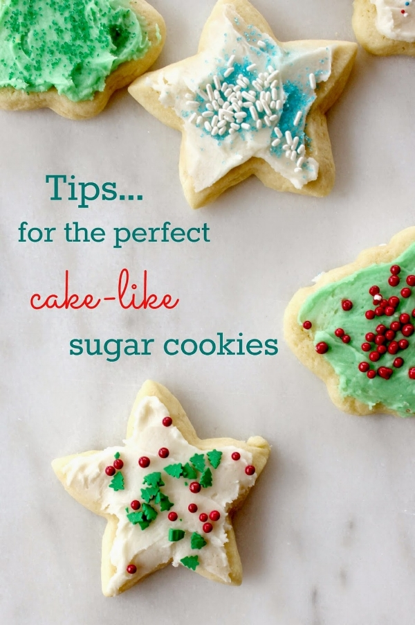 Tips for getting the perfect cut out sugar cookies
