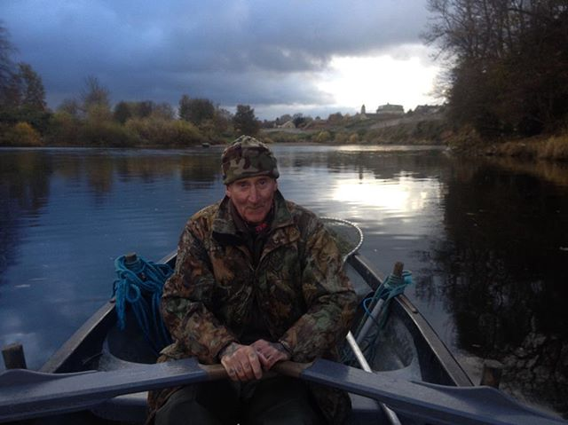Old man river #flyfishing #rivertweed #salmonfishing #ghillies #scottishborders