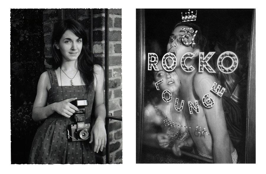 """(L - R) Emily Earl,""""El Rocko Lounge"""""""