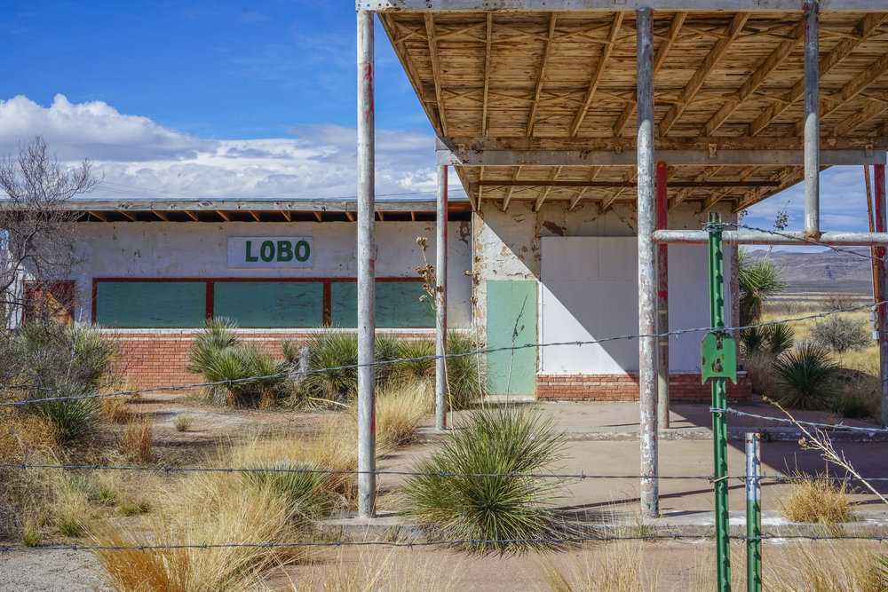 """George King, """"Lobo, TX"""""""