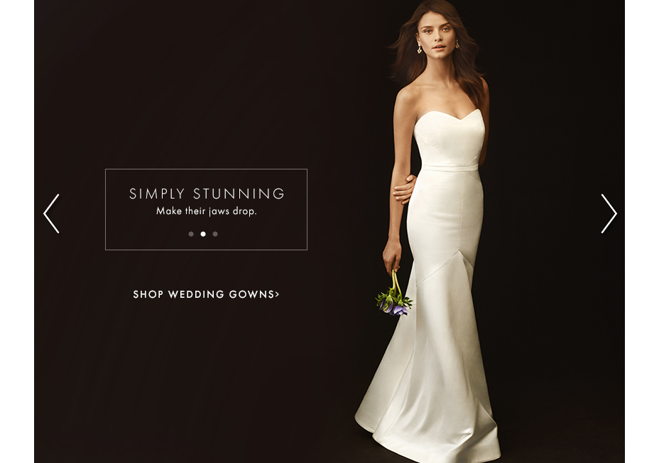 Ann Taylor - 2015 Spring Wedding Collection — SunjungChoi