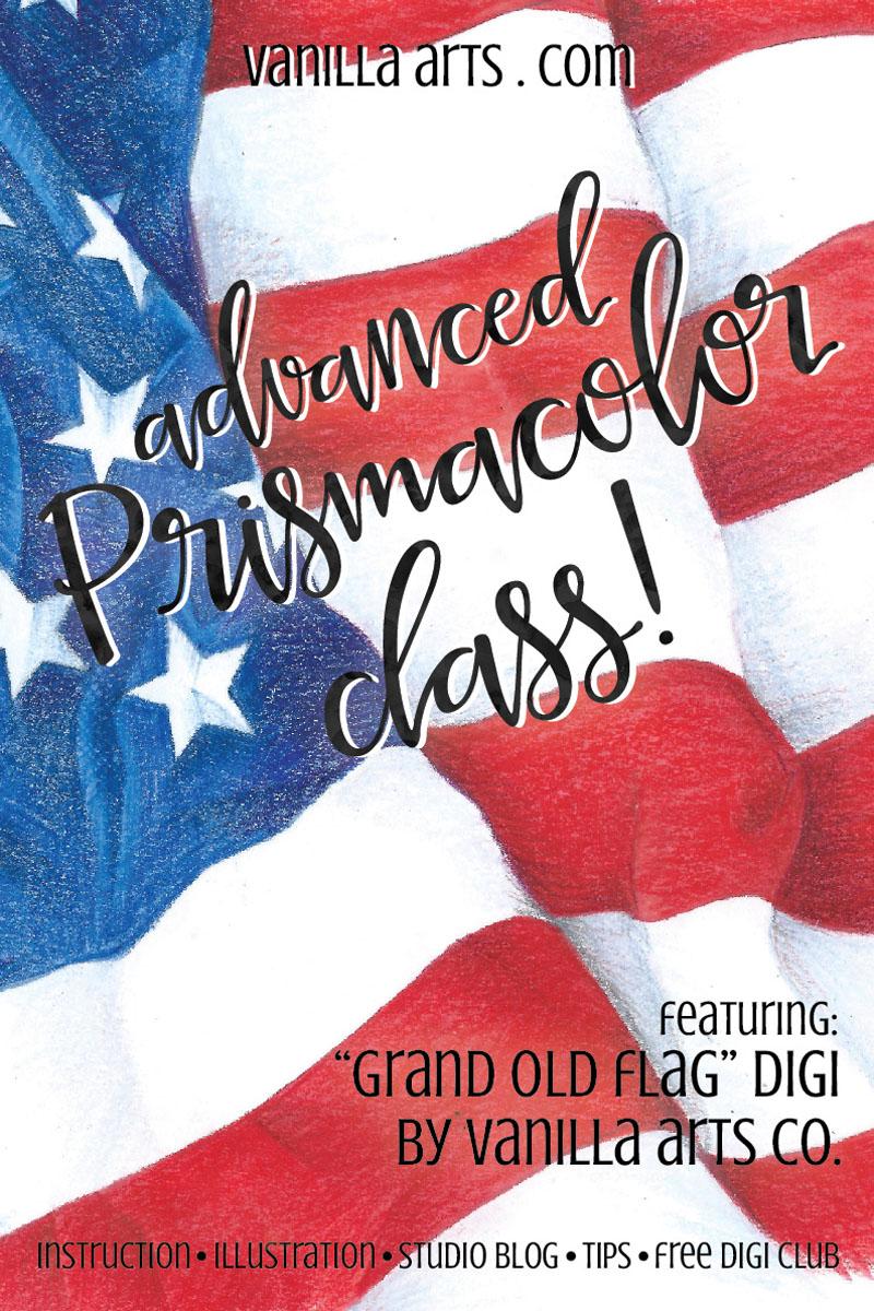Prismacolor Classes | VanillaArts.com