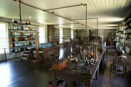 Edison Lab at Greenfield Village | VanillaArts.com