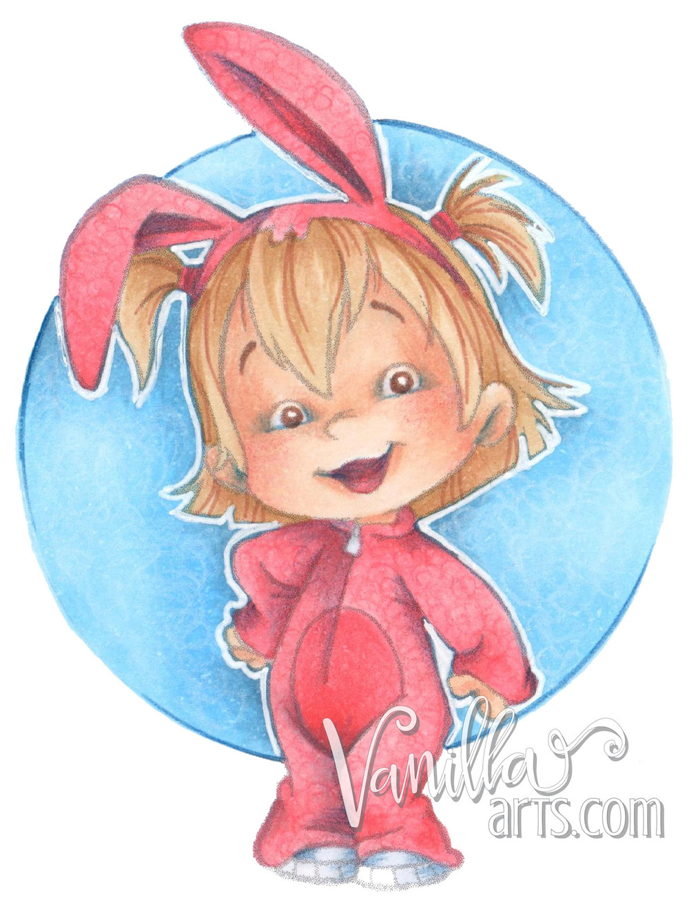 """Bunny Twila"" by CCDesigns- Hair & Skin 2 