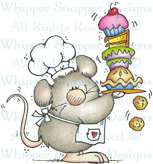 "Whipper Snapper Design's ""Squeaky Baker"" | VanillaArts.com"