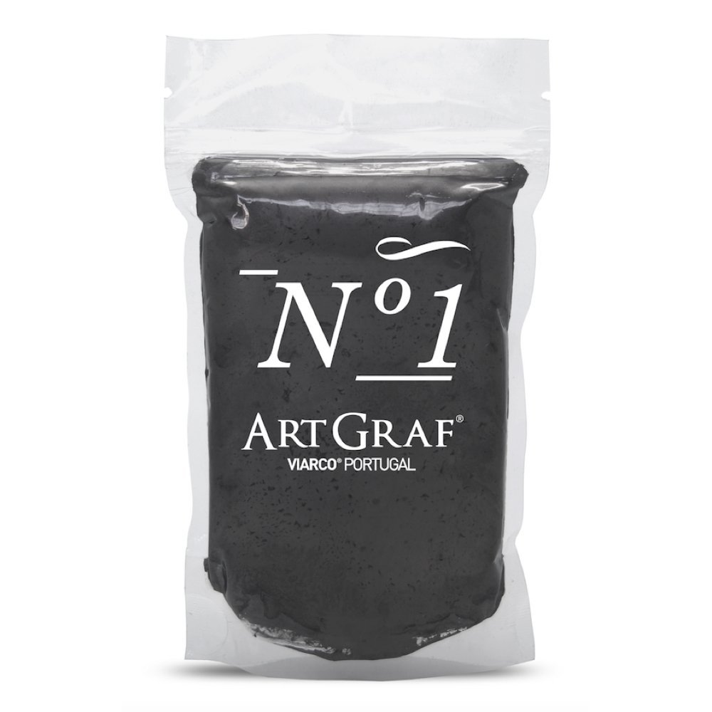 10 Gift Ideas for a Mixed Media Lover- Art Graf is the perfect stocking stuffer, an unusual and squishy pencil clay. | VanillaArts.com