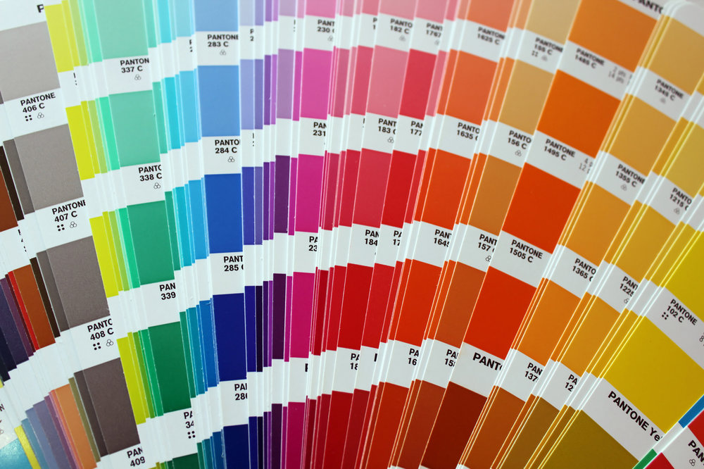 Pantone Swatches- Copic Marker fans should be interested in possible upcoming color trends. | VanillaArts.com