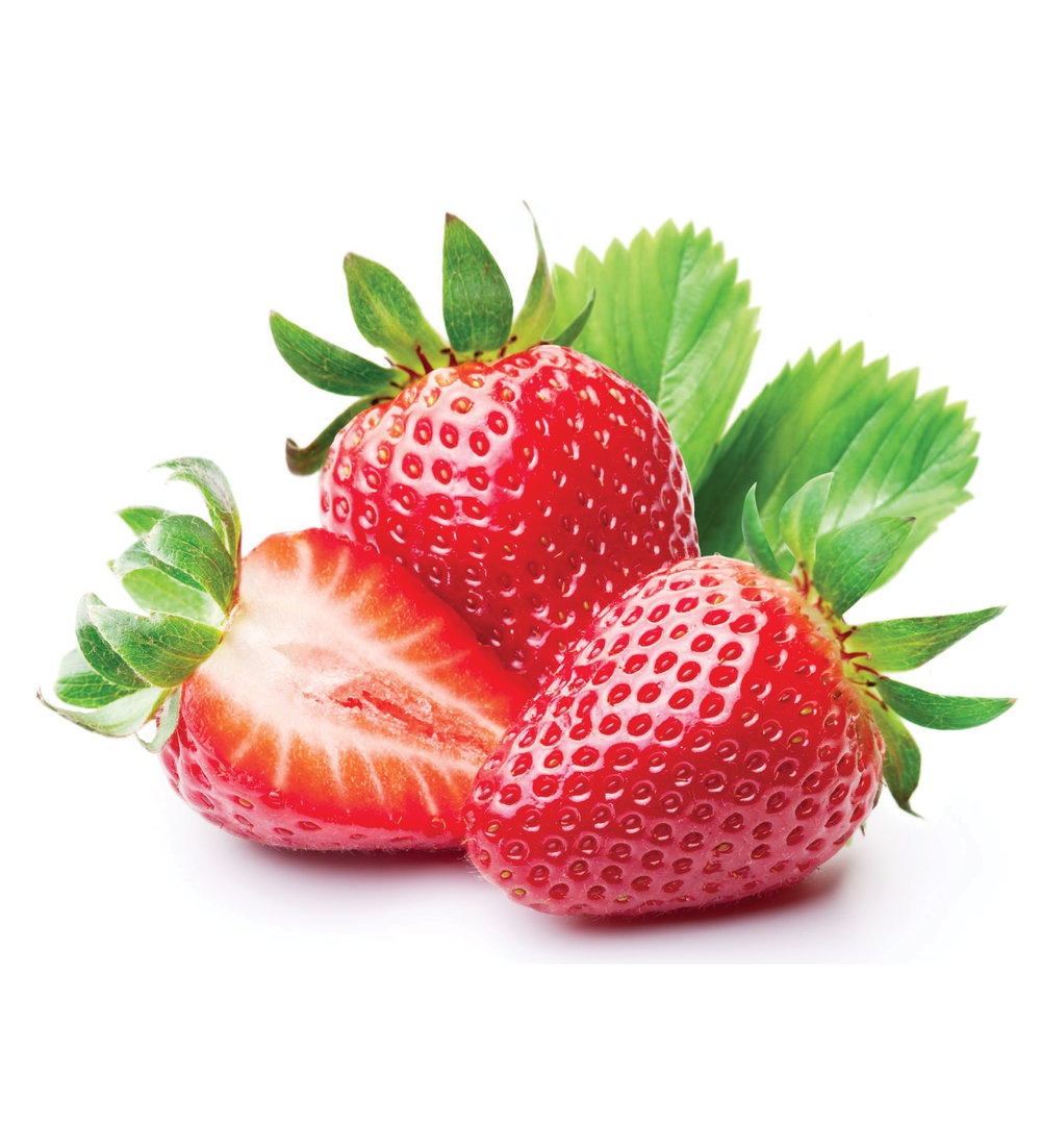 Learn texture and deep desaturation with this strawberry lesson.