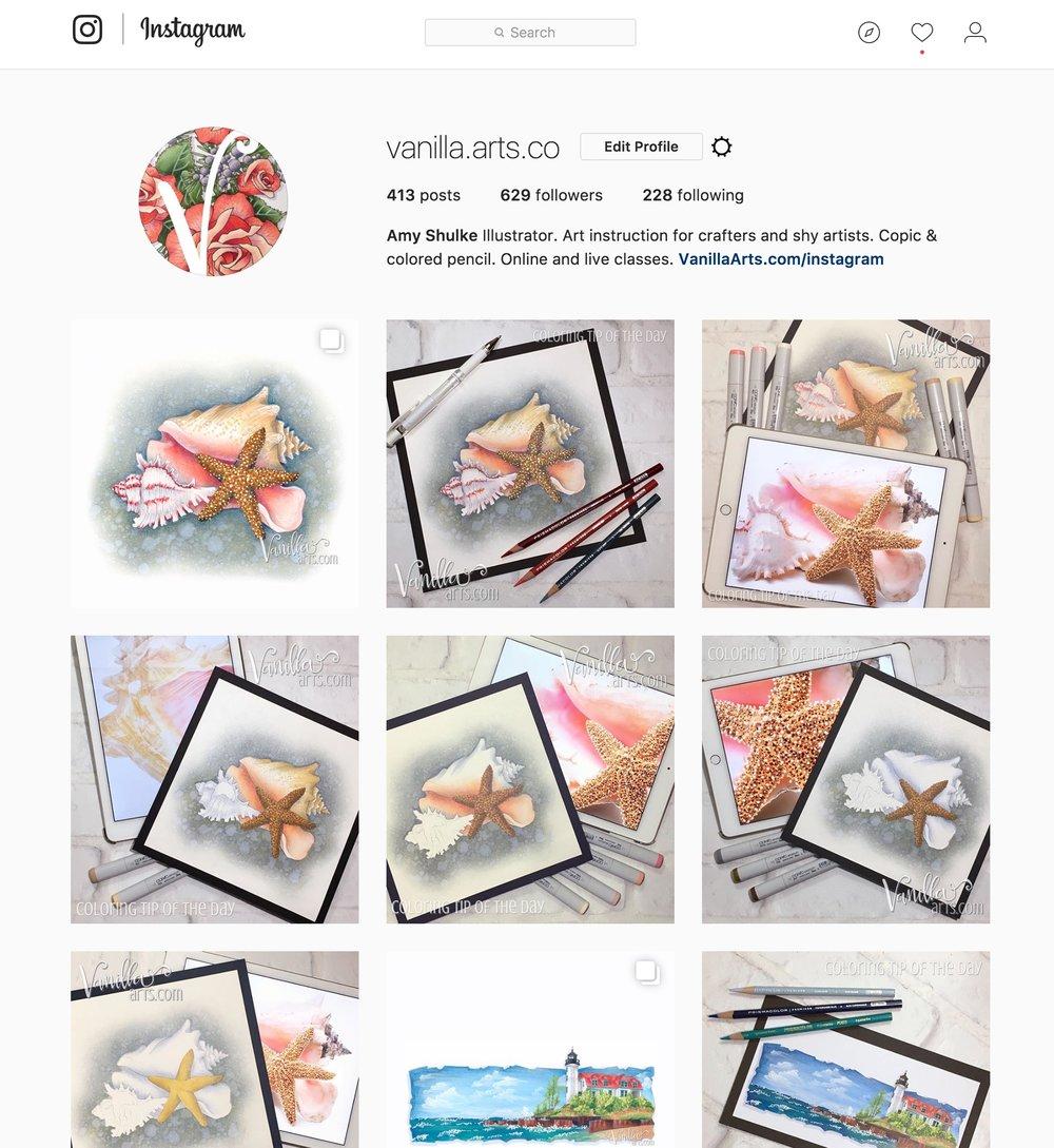 VanillaArts.com